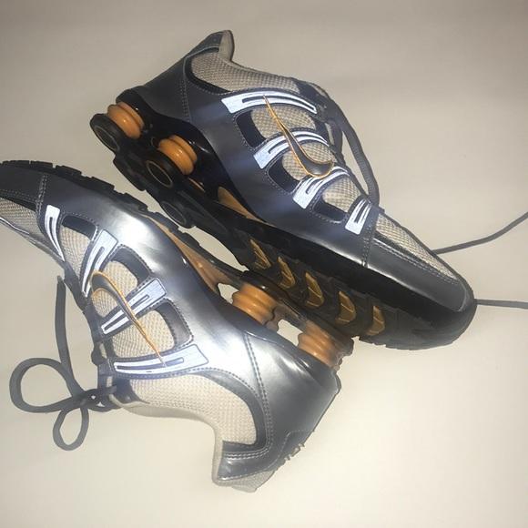 01bfdc00d42 Size 12 Nike Shox Turbo Mesh 347521-141 Men s. M 5baef0bebaebf6a18a13882d